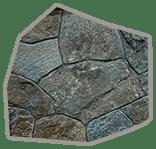 Камень для облицовки фасадов, цоколей